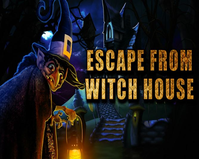 Ena Escape From Witch House